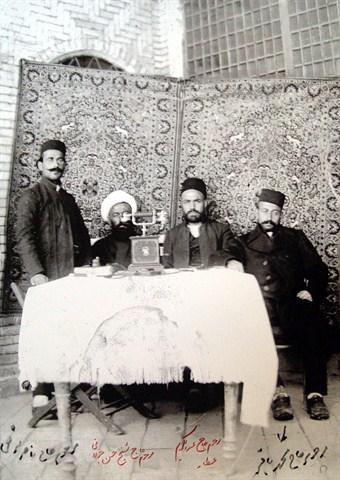 عکس قدیمی ایران قدیم