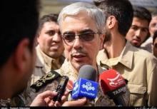 رئیس ستاد کل نیروهای مسلح از یادمان شهدای چذابه بازدید کرد