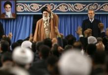 رهبر انقلاب در دیدار مسئولان نظام و سفرای کشورهای اسلامی