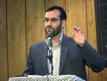 مسئول بسیج دانشجویی استان همدان