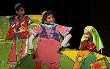 رئیس جشنواره بینالمللی تئاتر کودک