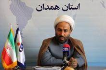 مدیرکل اوقاف و امور خیریه استان همدان