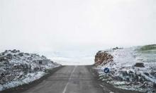 جادهها تحت تاثیر برف، باران و ترافیک