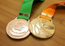 مدال جهانی تکواندوکار همدانی نشان از حضور مربیان توانمند در استان است