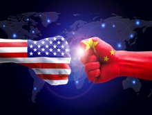 چین آمریکاییها را تهدید به تحریم کرد