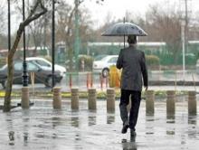 تداوم بارشها روز 11 فروردین در شرق و غرب کشور/ بارشهای تازه از 13 فروردین آغاز میشود