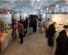 استقبال سرد مردم همدان از نمایشگاه ضیافت