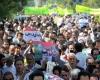 دعوت گسترده برای حضور پرشور مردم در راهپیمایی روز جهانی قدس
