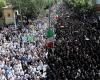 آغاز راهپیمایی روز جهانی قدس در همدان