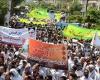 مسئولین همدانی در راهپیمایی روز قدس چه گفتند