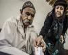 نفس سوخته یک روستای ایرانی از بمب های آلمانی