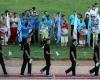 اعزام هفت تیم ورزشی پردیس شهید مقصودی همدان به المپیاد ورزشی دانشجویان کشور
