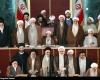 حاشیههای اختتامیه نوزدهمین اجلاس مجلس خبرگان+عکس