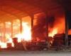56 درصد حوادث کار در شهرک های صنعتی کشور آتش سوزی بود