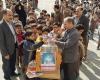 شرکت بیش از 200هزار دانش آموز استان همدان در جشن نیکوکاری
