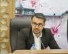فضاسازی شهر همدان به مناسبت سالگرد رحلت امام خمینی(ره)