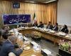 اعضای جدید شورای شهر همدان