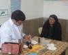 اعزام گروههای پزشکی به مناطق محروم نهاوند