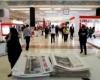حضوررسانه های همدان در نمایشگاه سراسری مطبوعات