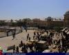 میدان مرکزی پایتخت تاریخ و تمدن درحال تغییر چهره