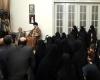 رهبر انقلاب در دیدار هفتگی با تعدادی از خانوادههای معظم شهیدان