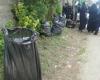 اختتامیه طرح بی زباله در همدان