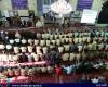 تجمع نیروهای جهادی در مرحله اول رزمایش سپاهیان حضرت محمد(ص)