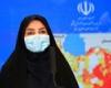 آخرین آمار کرونا در ایران/ فوت ۹۷ نفر در ۲۴ ساعت گذشته